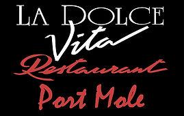 La Dolce Vita Port Mole Restaurant Italien Pizzeria Bar Glacier Libreville Gabon