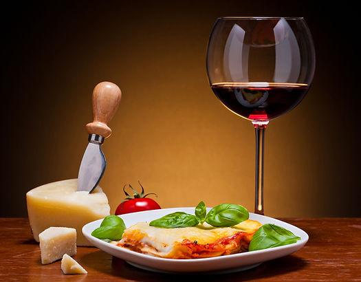 Roma Restaurant, Libreville, Gabon, Gastronomie Italienne, Vin Italien, Lasagne, Parmesan, Parmigiano, Italian food,