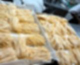Pates faites maison, Tagliatelle, Tagliolini, Pates à l'oeuf