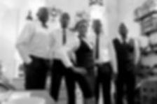 Salle, Bar, Team, Equipe, Roma Restaurant, Libreville, Gabon