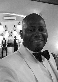 Jean Paul, Maitre d'hotel, Roma Restaurant, Libreville, Gabon