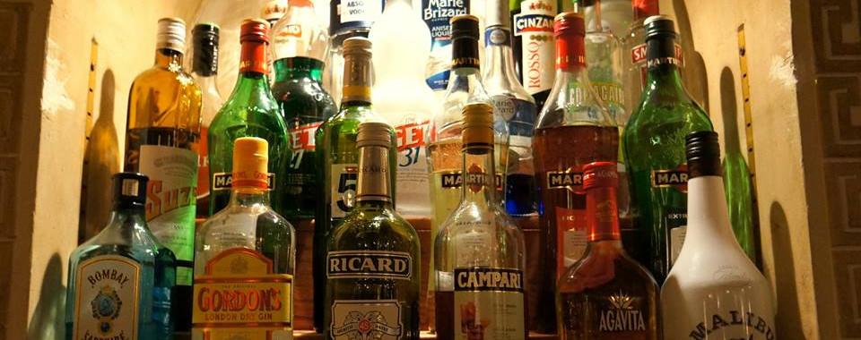 Bar, Roma Restaurant, Libreville - Gabon