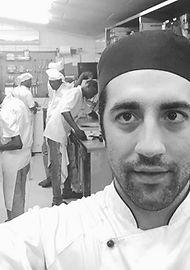 Chef Michele Vannini, Executiv Chef, Roma Restaurant, Libreville, Gabon
