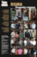 Tapis rouge, Inauguration, Tendance, Sortir à Libreville, Roma Restaurant, Libreville, Gabon