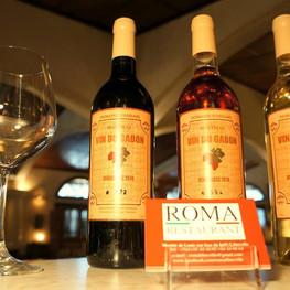 Vin du Gabon, Malymas, Roma Restaurant, Libreville - Gabon