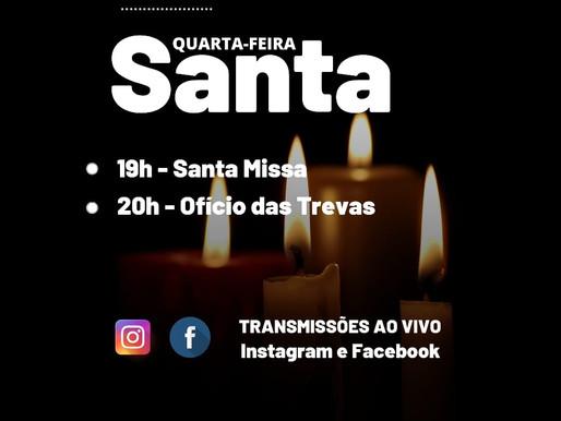 Ofício das Trevas - Quarta-feira Santa