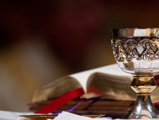 Mais um horário de Missa aos domingos