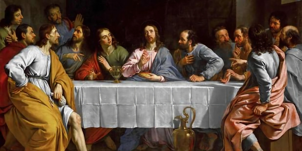 Santa Missa - Quinta-feira Santa