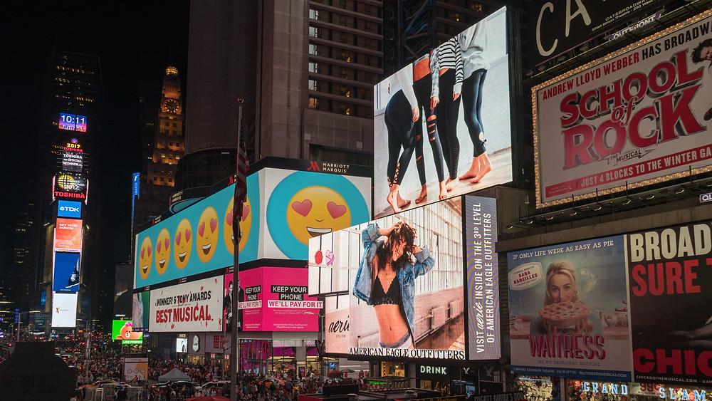 Display marketing ya no es solo en pantallas en la calle