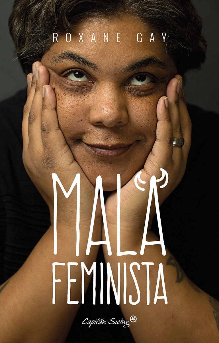Portada del libro Mala Feminista. Fotografía de Roxane Gay