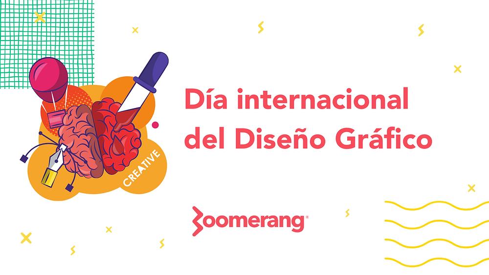 día international del diseño gráfico
