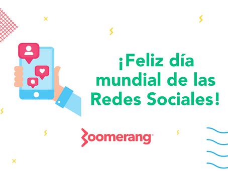 ¡Feliz día mundial de las Redes Sociales! ¿A vos cómo te han cambiado la vida?