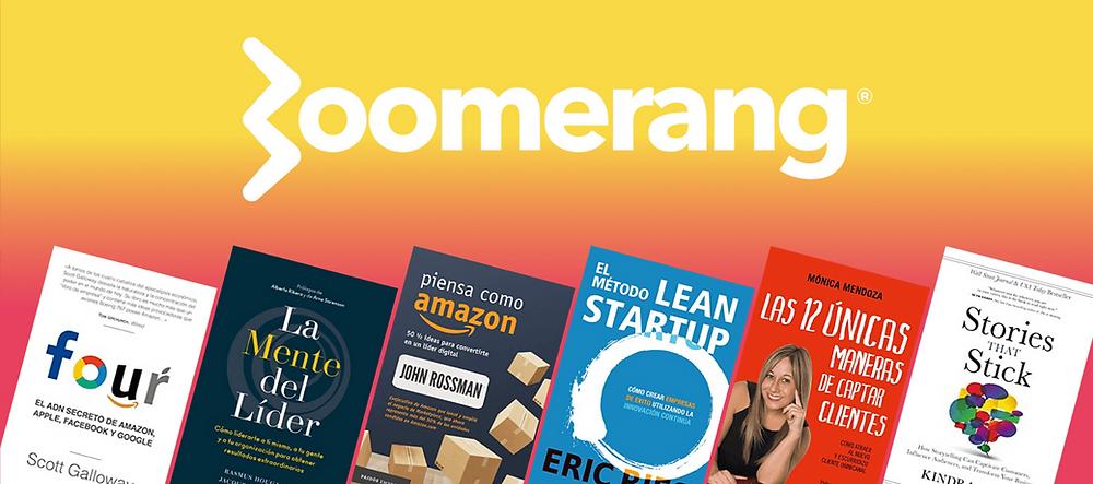 Seis libros para negocios exitosos