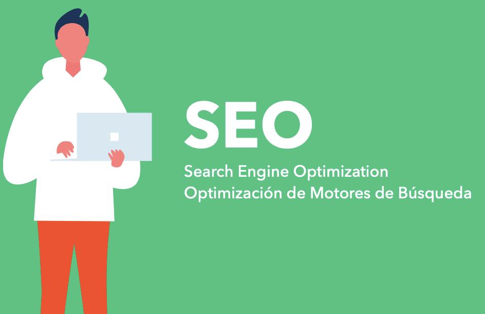 Optimización de Motoros de Búsqueda para aparecer en la primera página del buscador