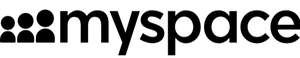 Social Media MySpace logo