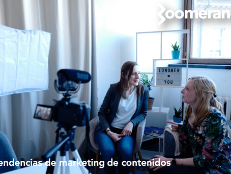 Tendencias de marketing de contenidos derivadas del Covid19
