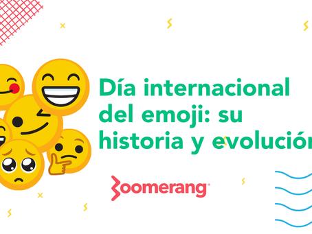Día internacional del emoji: su historia y evolución