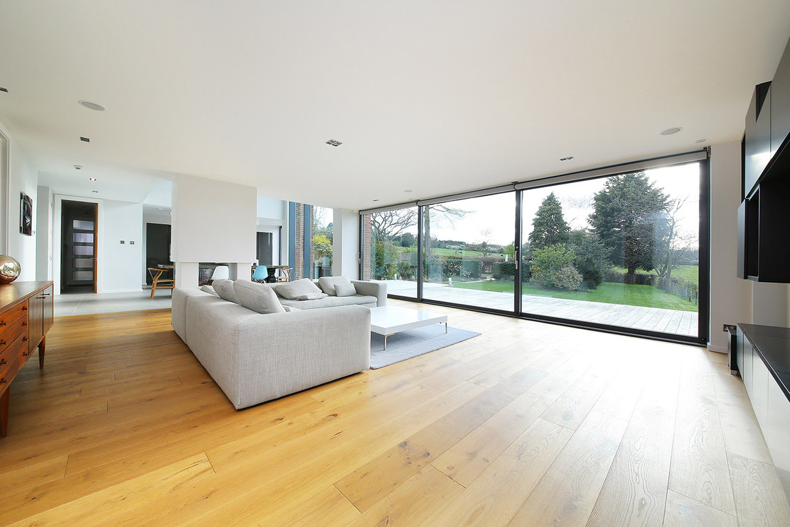Hadley Wood family home