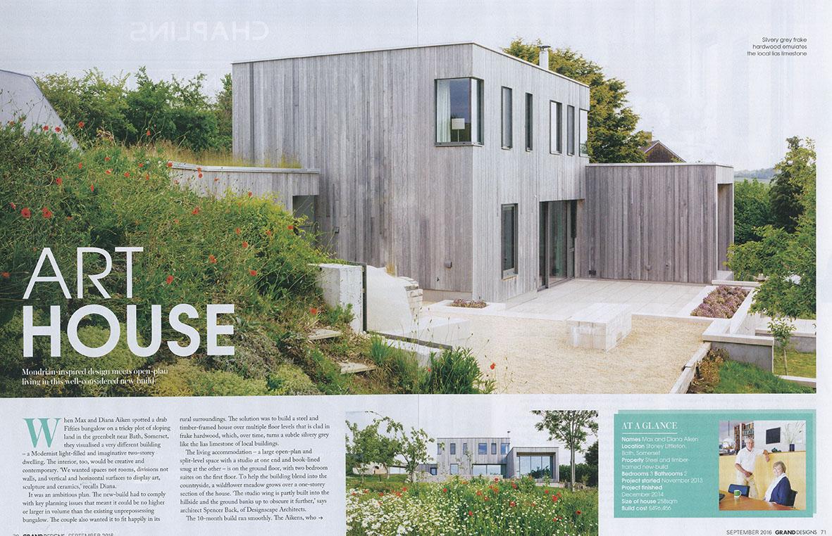 Grand Designs magazine 2016