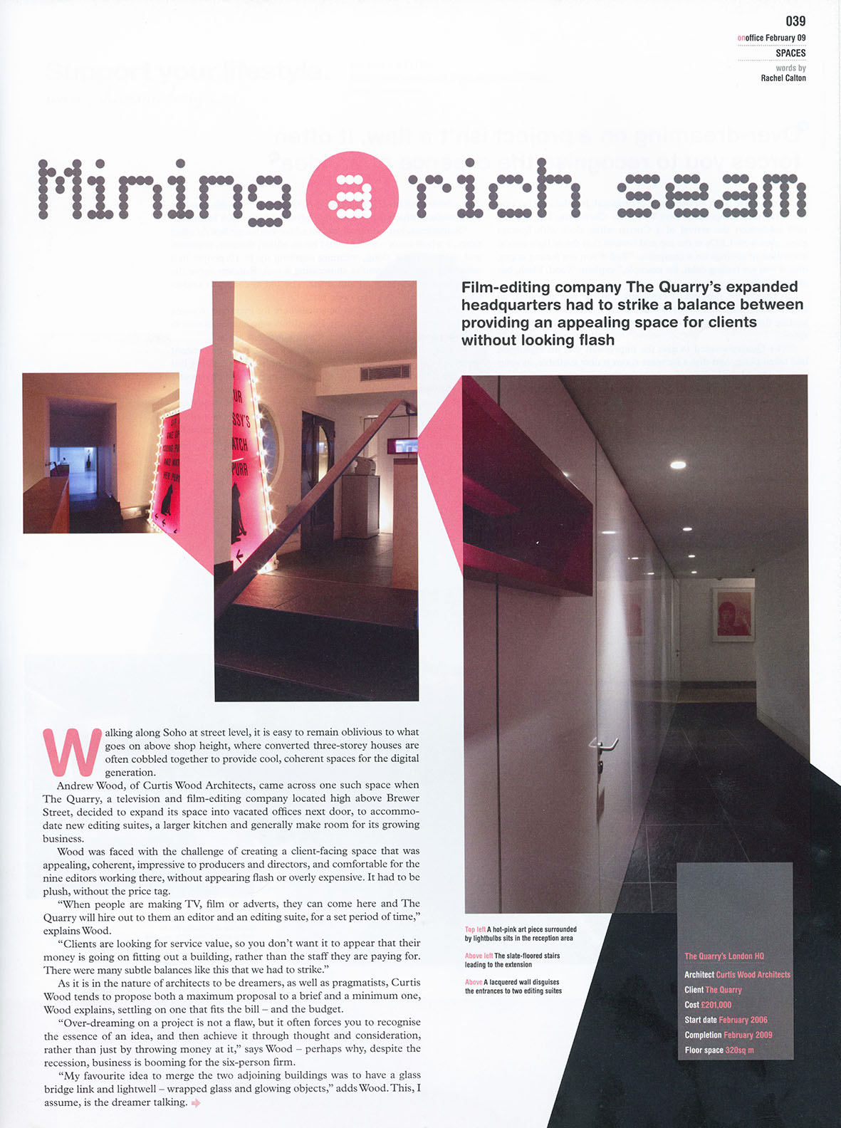 On Office magazine 2009