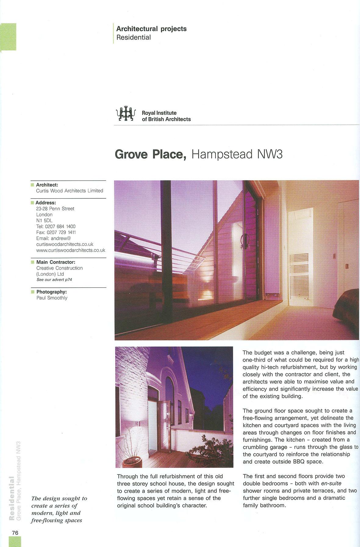 RIBA Yearbook 2007