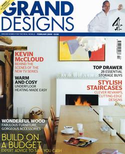 Grand Designs magazine 2009