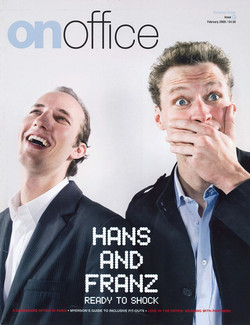On Office magazine 2009