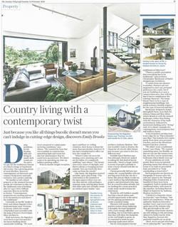Sunday Telegraph 2016