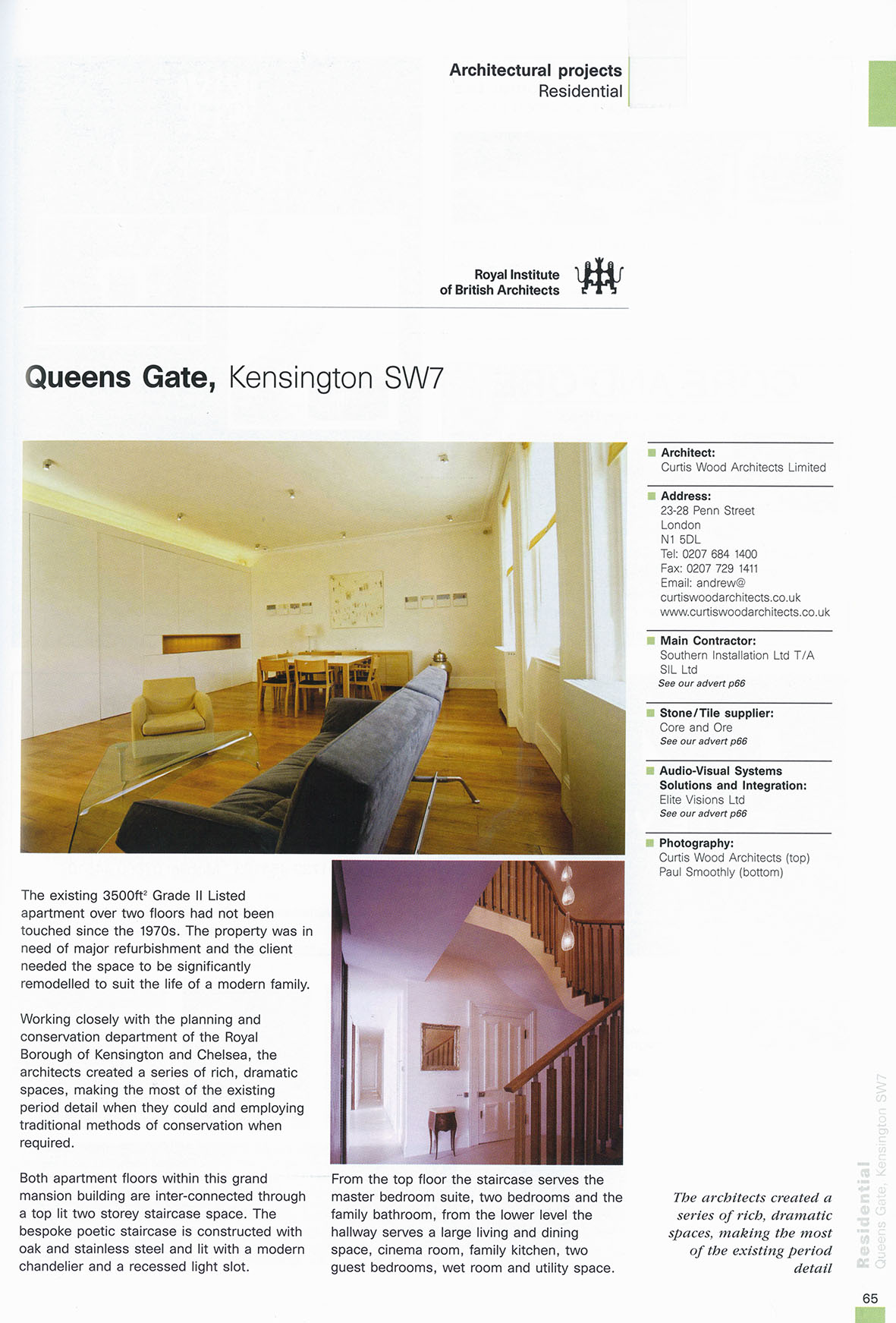 RIBA Yearbook 2007