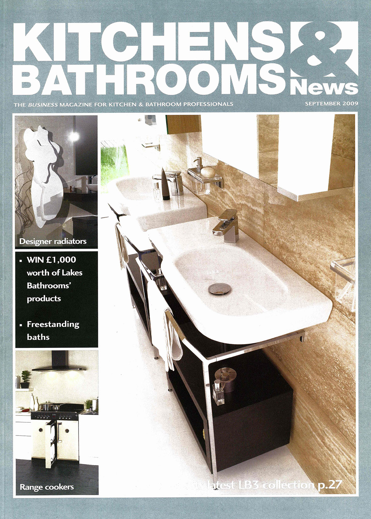 Kitchens & Bathrooms 2009