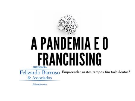 A Pandemia e o Franchising