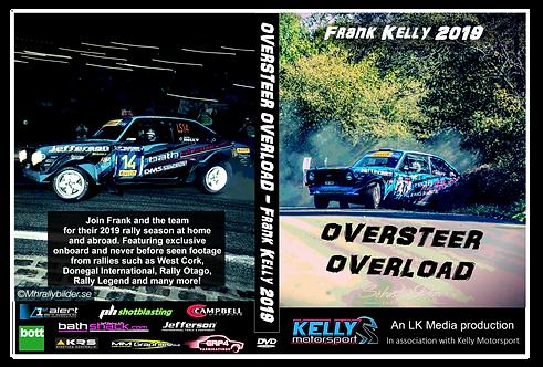 Oversteer Overload 2019 DVD