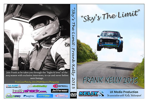 "2015 DVD ""Sky's The Limit"""
