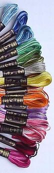 cross stitch thread