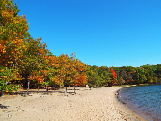 Want to Give Your Writing a Boost? Plan a Fall Vacation