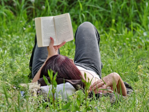Summer Reading Ideas for Writers
