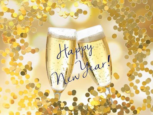 New Year, New Writer