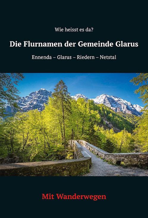 Flurnamenkarte Glarus