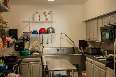A Child's Place kitchen