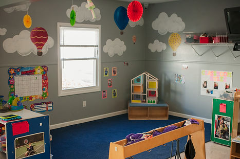 A Child's Place, Nicholasville KY, classroom