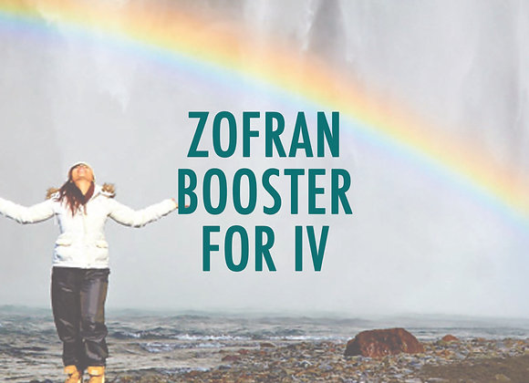Zofran Booster for IV