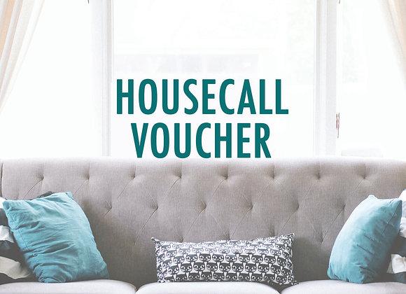 Housecall Voucher