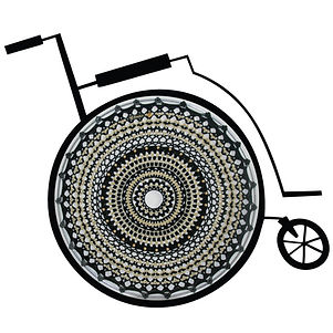 Wheelchair-with-spoke-guards-Annelore_vr