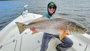 3 Inshore Fishing Tactics for Winter Redfish: Part III