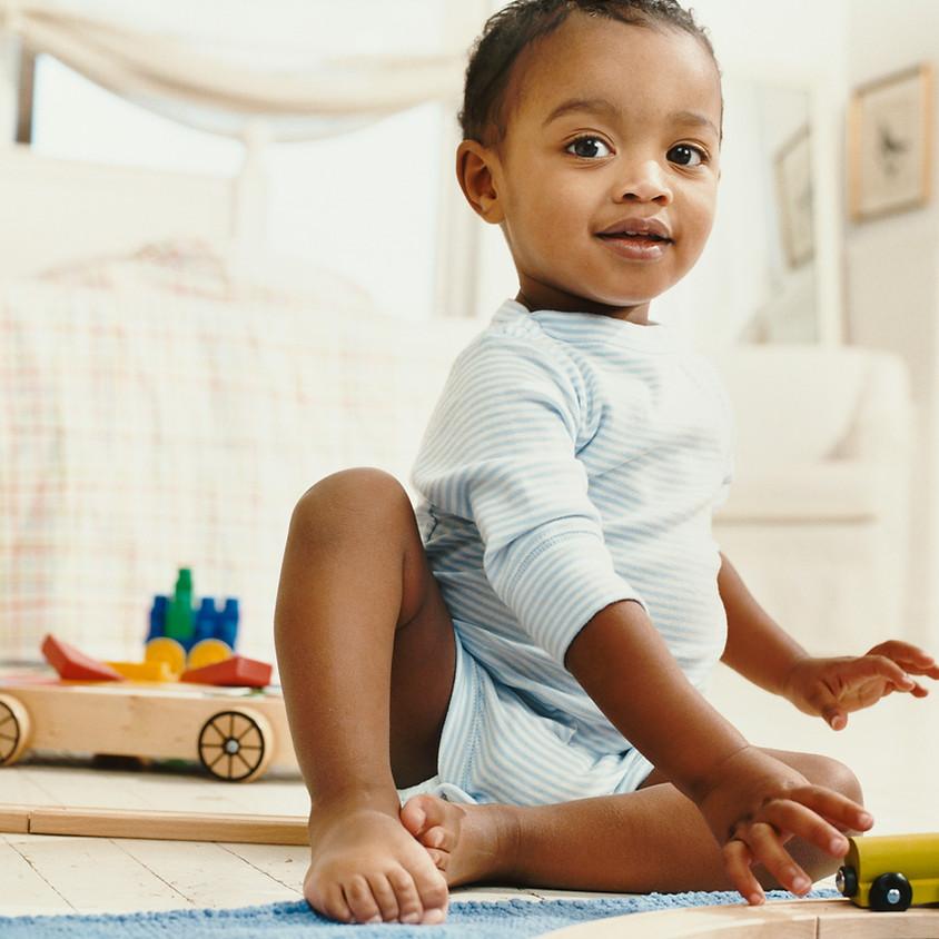 Desenvolvimento motor do Bebê: Como estimular seu bebê com brincadeiras