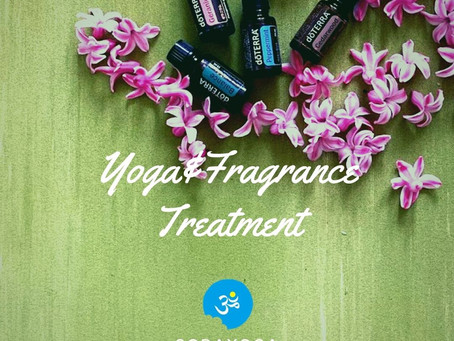 SORAYOGA WS Yoga &Fragrance treatment