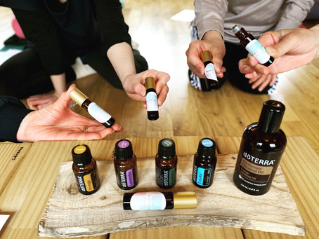 \Yoga&Fragrance treatment レポートです♪ /