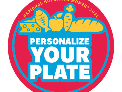 """""""Personalize Your Plate"""" For an Individual Approach to Nutrition"""