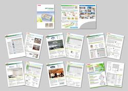 業務用エアコンの製品カタログ