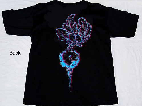 3D Radish Shirt